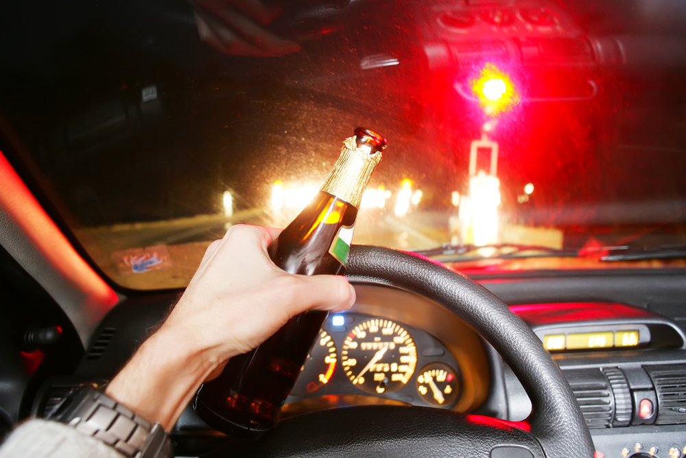 How do I Report a Drunk Driver in Texas?